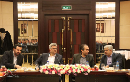 Meeting of Board of Directors of the Hoteliers Association of Iran with the Deputy Head of Tourism and New Directors of the Cultural Heritage, Handicrafts and Tourism Organization of Iran